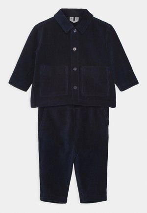 UNISEX - Pantalon classique - navy