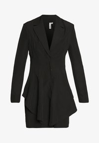 Nly by Nelly - FRILL SUIT DRESS - Etuikjole - black - 3
