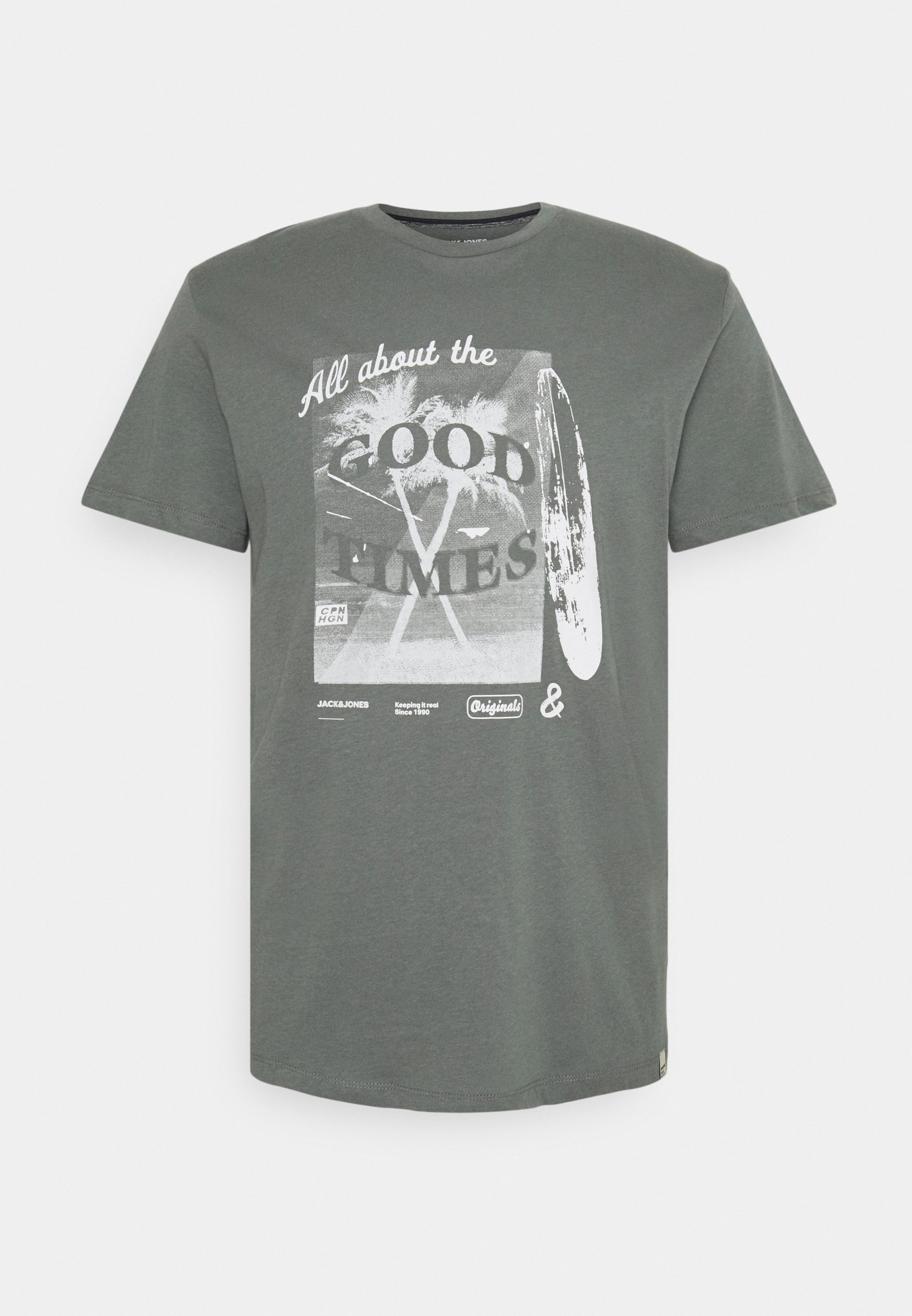 Herren JORGOODTIMES TEE CREW NECK - T-Shirt print