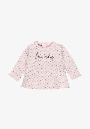 KLEID GESTRICKT FANTASIE FÜR BABY MÄDCHEN - Day dress - light pink