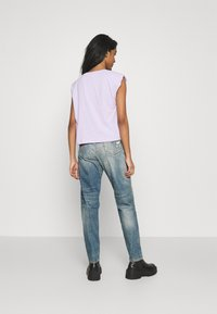 G-Star - JANEH ULTRA HIGH MOM ANKLE WMN - Jeans slim fit - vintage amalfi restored - 2