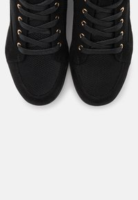 Anna Field - Höga sneakers - black - 5