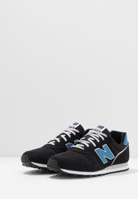 New Balance - 373 - Baskets basses - black/blue - 2