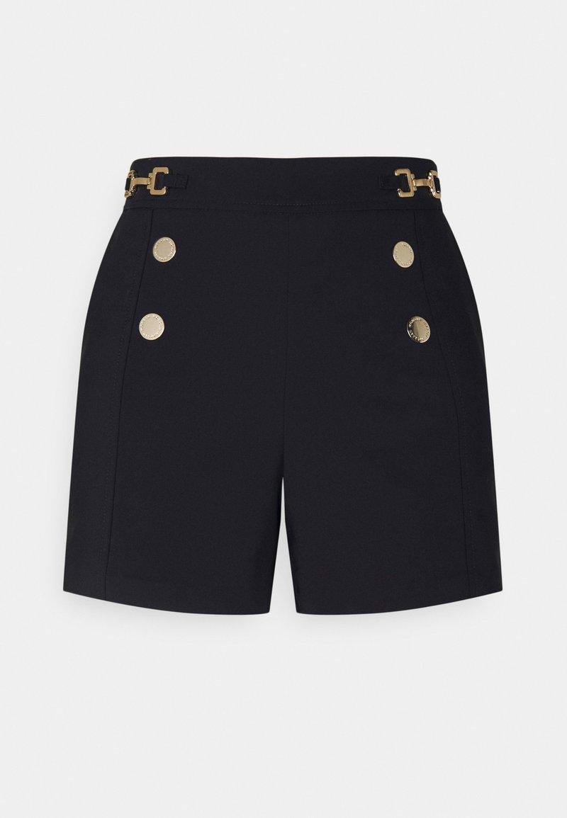 Morgan - SHORTY - Shorts - marine