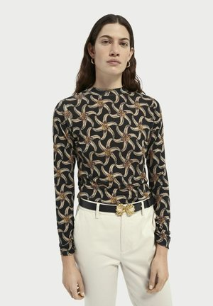 Long sleeved top - combo f