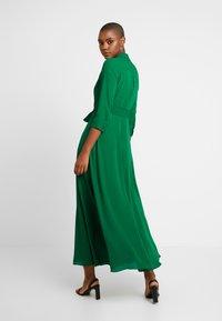 Banana Republic - SAVANNAH DRESS - Robe longue - luscious green - 3