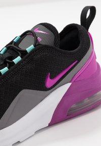 Nike Sportswear - AIR MAX MOTION 2 - Loafers - black/hyper violet/gunsmoke/aurora green - 2