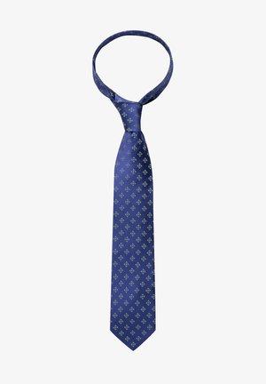 Cravate - blau/grün