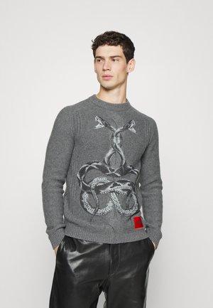 SNABLO - Jumper - medium grey
