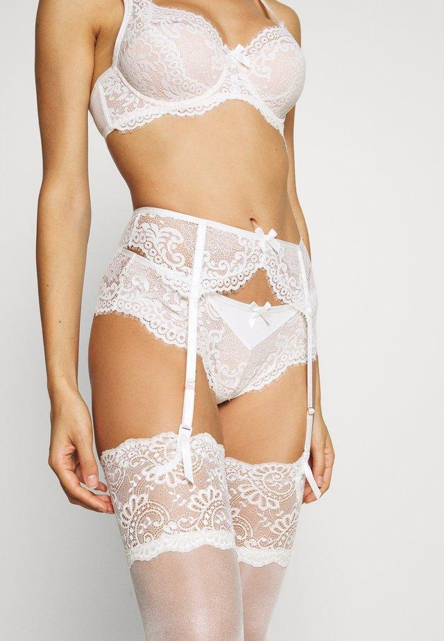 CARDI - Suspenders - snow white