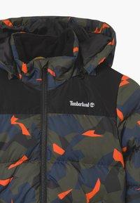 Timberland - PUFFER - Talvitakki - black - 3