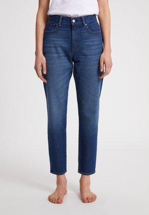 CAJAA - Straight leg jeans - dark