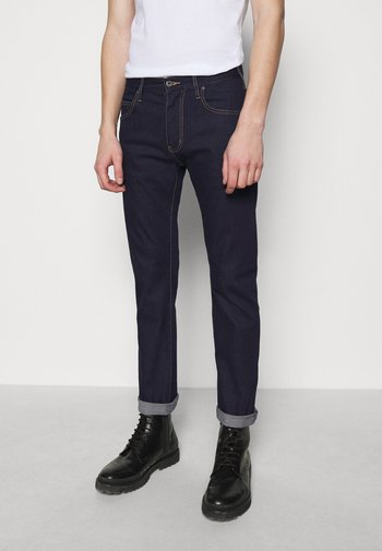 PANT - Straight leg jeans - blue denim