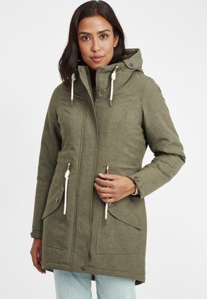 MELLY - Winter coat - dusty olive