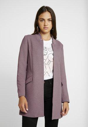 ONLLINDA COATIGAN - Short coat - mocha mousse melange