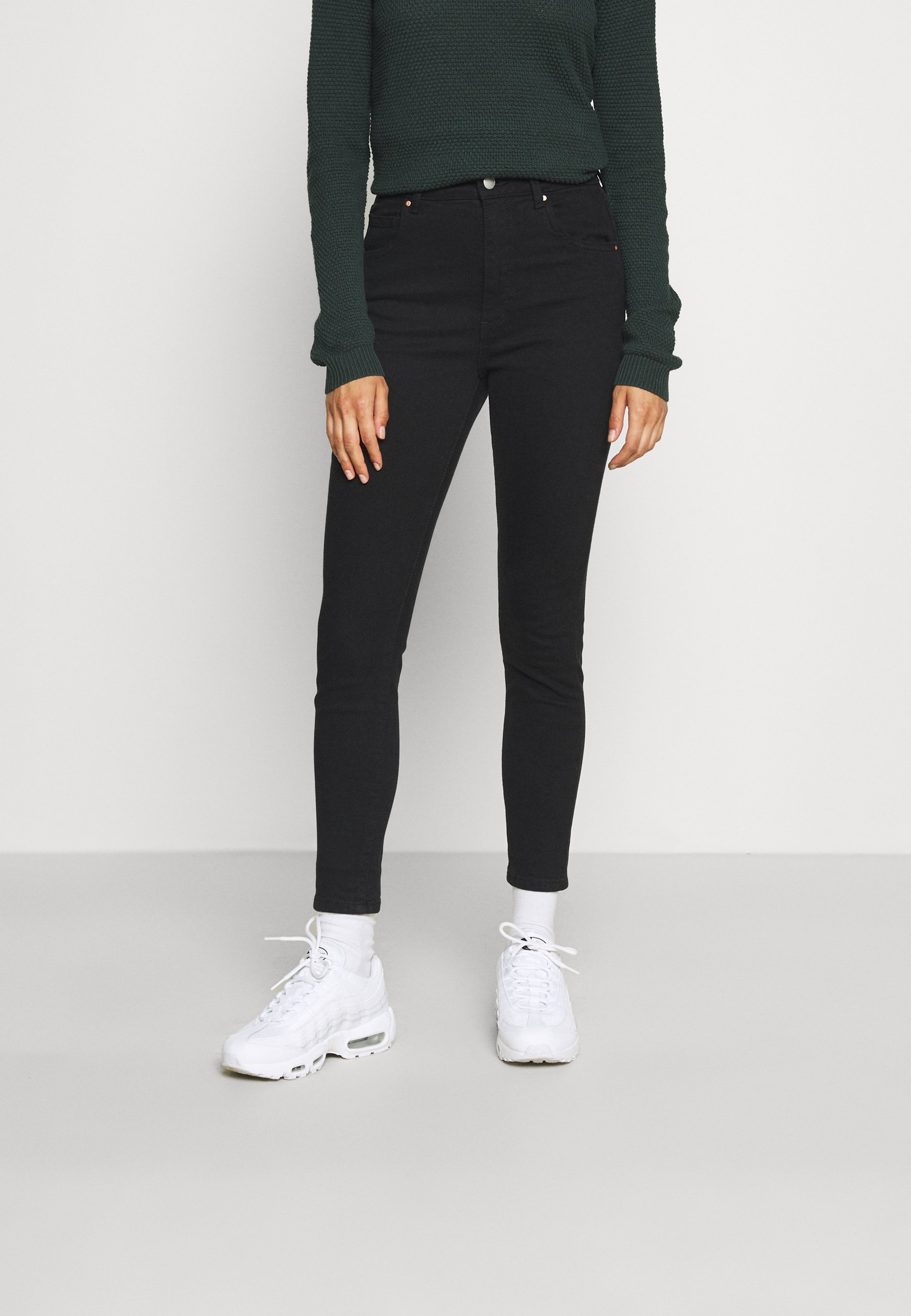 Women HIGH RISE CROPPED - Jeans Skinny Fit