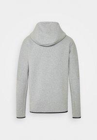 Nike Sportswear - Hoodie -  grey heather/black - 8