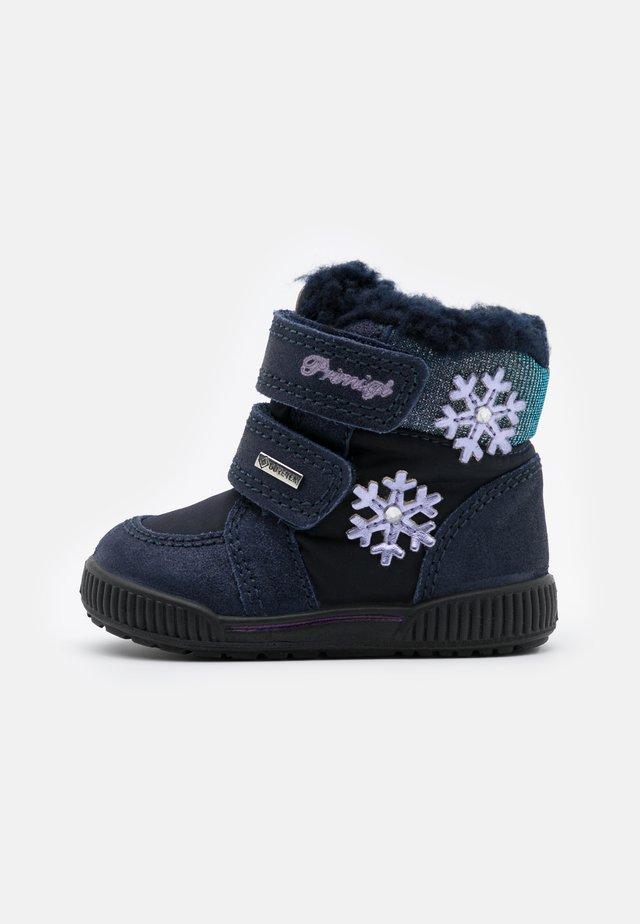Zimní obuv - notte/blu scuro
