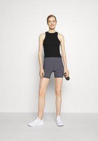 Cotton On Body - LIFESTYLE RACER TANK - Top - black - 1