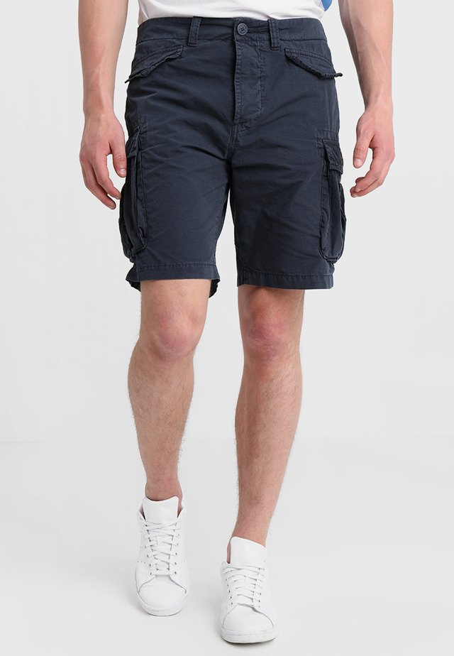 CORE LITE RIPSTOP CARGO - Shorts - stadium navy