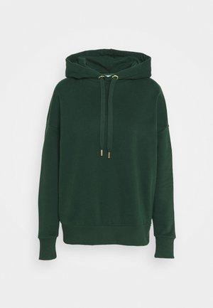 HOODIE - Hættetrøjer - emerald green