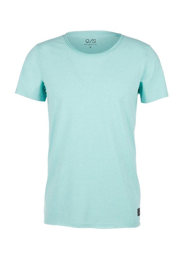 Basic T-shirt - peppermint melange