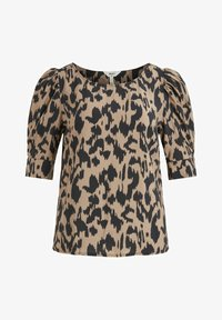 Object - Blouse - fossil - 4