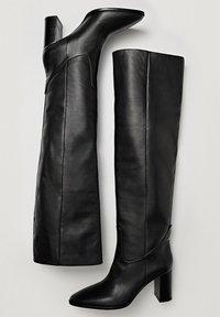 Massimo Dutti - Boots - black - 1