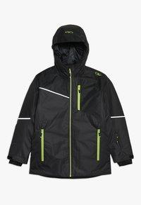 CMP - BOY JACKET FIX HOOD - Ski jacket - antracite - 0