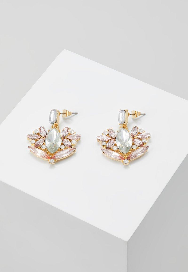 Pieces - PCLOLLIA EARRINGS - Pendientes - rose tan