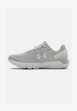 W CHARGED ROGUE 2 TWIST - Sports shoes - halo gray