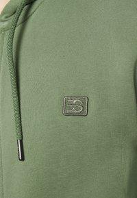 Esprit - Zip-up hoodie - light khaki - 5