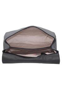Coccinelle - LIYA  - Handbag - ash grey / noir - 4