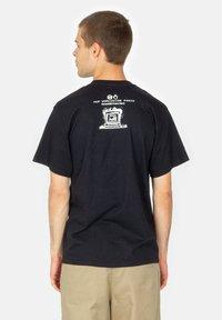 HUF - Print T-shirt - black - 2