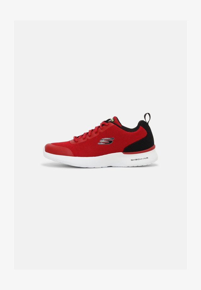SKECH-AIR DYNAMIGHT WINLY - Sneakersy niskie - red/black