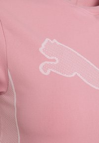 Puma - EVOSTRIPE EVOKNIT TEE - T-Shirt print - foxglove - 2