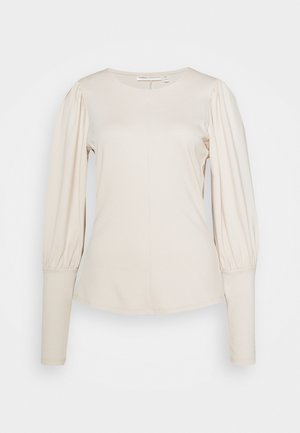 VEERIW  - Long sleeved top - porcelain
