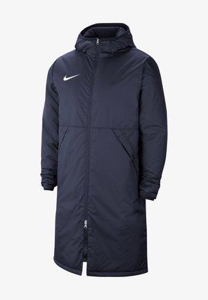 PARK - Winter coat - blauweiss