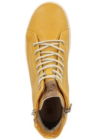 Mustang - Sneaker high - yellow - 1