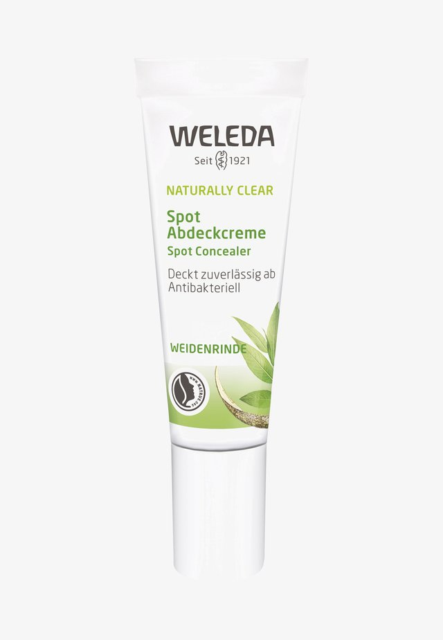 NATURALLY CLEAR SPOT CONCEALER - Gesichtscreme - -