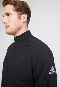 adidas Golf - JACKET - Softshelljacke - black - 3