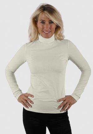 ROLLI VENUS - Long sleeved top - whisper white