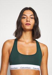 Calvin Klein Underwear - MODERN BRALETTE - Bustino - camp - 4