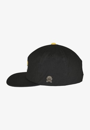 Cap - washed black/mc