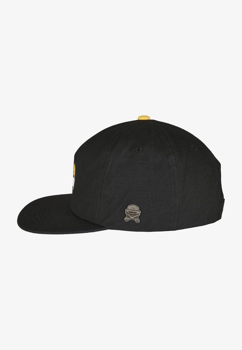 Cayler & Sons - Cap - washed black/mc