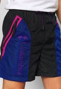 Columbia - RIPTIDE™ SHORT - Pantalones montañeros cortos - black - 4