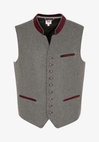 Spieth & Wensky - NIESEL - Waistcoat - grey - 3