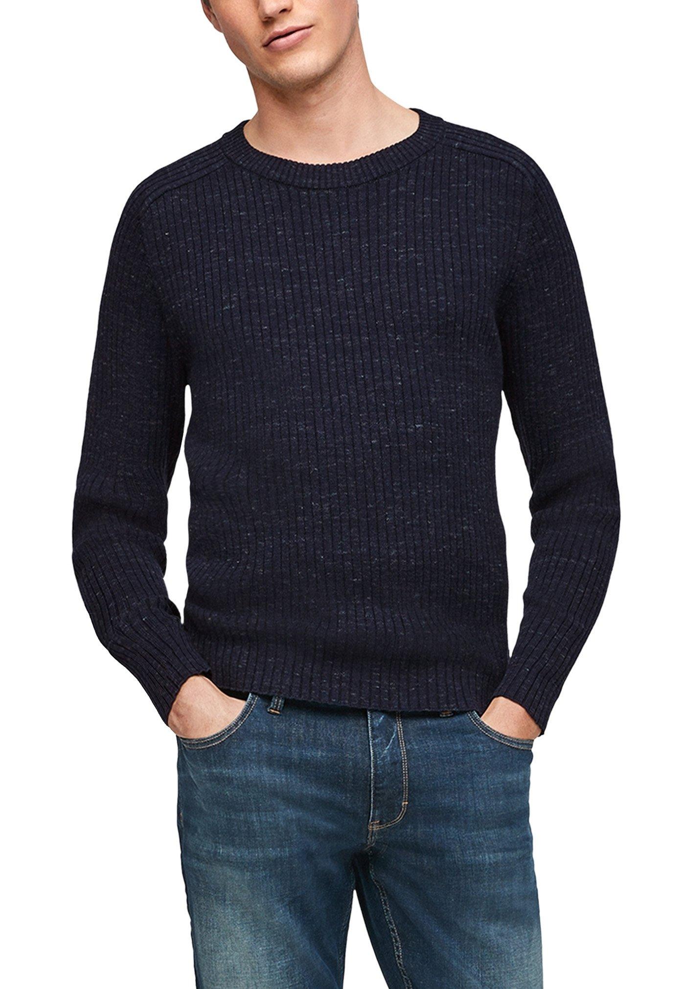 Homme MIT RIPPSTRUKTUR - Pullover