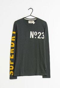 Superdry - T-shirt à manches longues - grey - 0