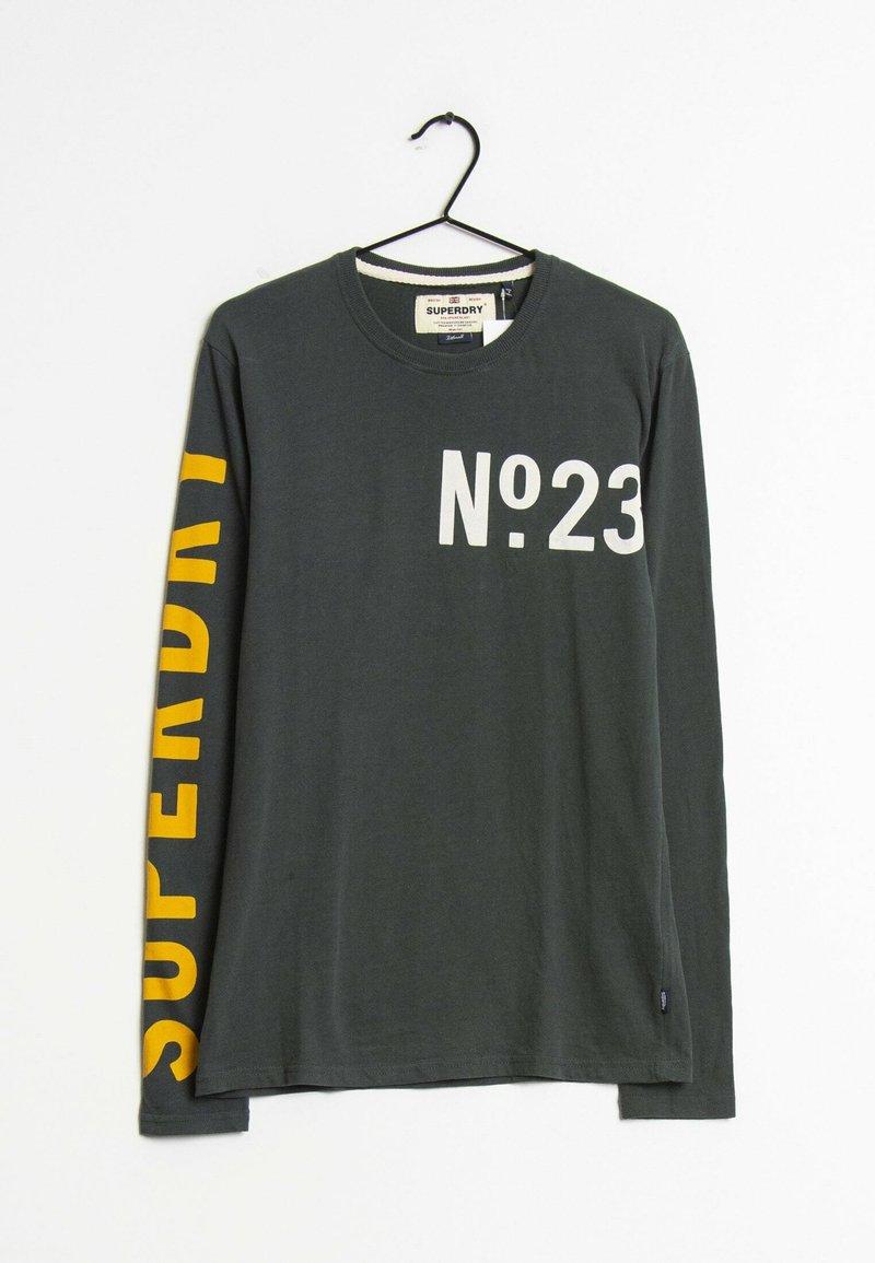 Superdry - T-shirt à manches longues - grey